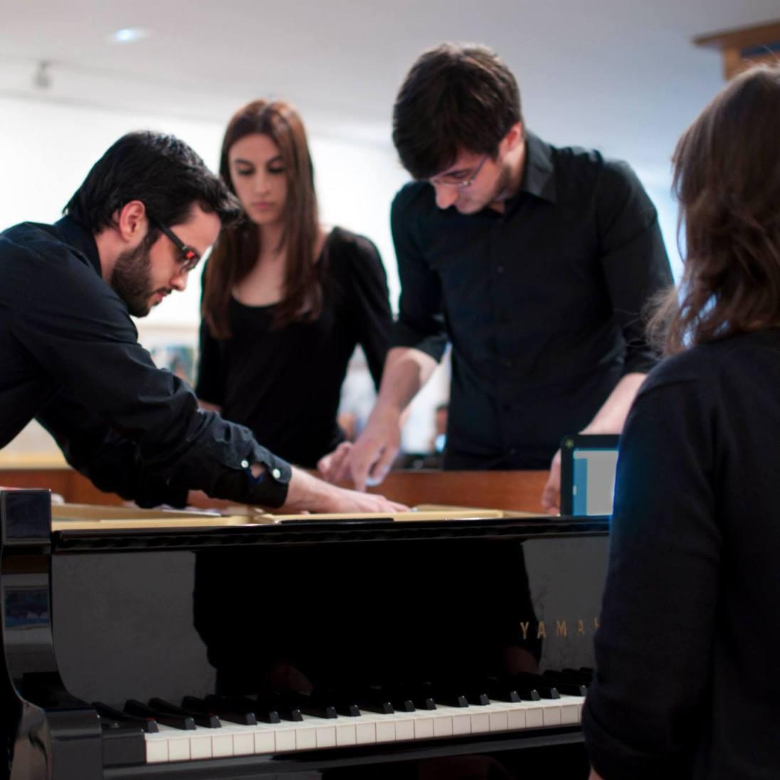 4+1 Piano Ensemble
