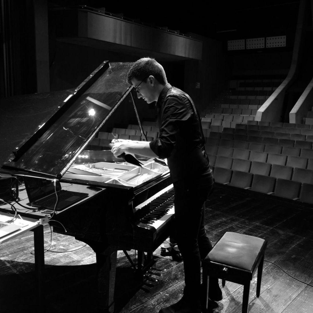 Concert in Rianxo (Spain)